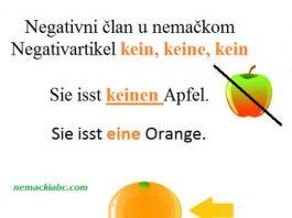 negativni_član_kein_u_nemačkom