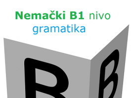 nemački B1 gramatika