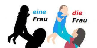 nemački neodređeni član