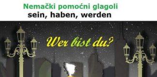 nemački pomoćni glagoli