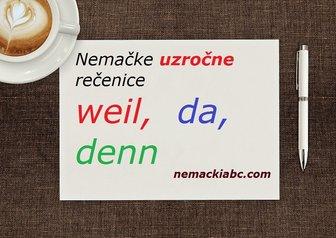 nemačke weil recenice
