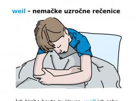 nemačke weil rečenice