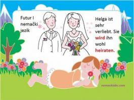 nemački Futur I