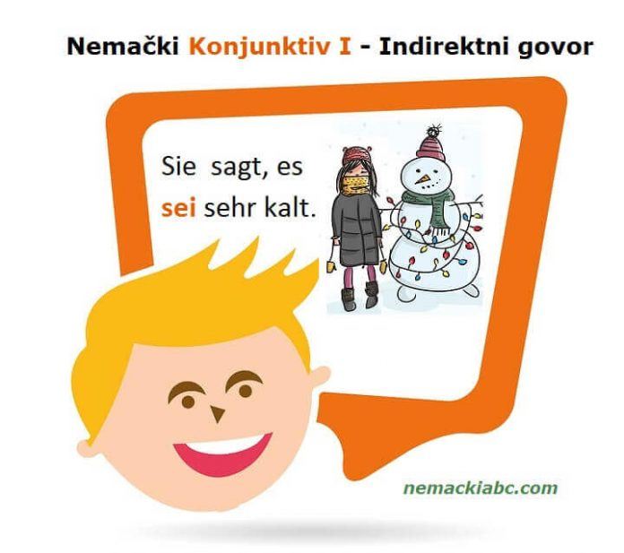nemački konjunktiv