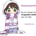 nemački pluskvamperfekat