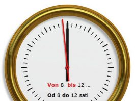 nemački vremenski predlozi trajanje – Zeitdauer