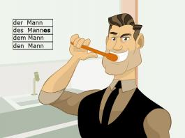 Mann nemački značenje