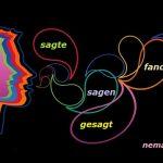 nemački pravilni i nepravilni glagoli